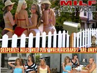 MILF Nexdoor- Join us on our adventures to find other horny women to join us on our sexcapades!